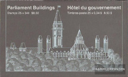 Canada MH0-96 (complete Issue) Unmounted Mint / Never Hinged 1986 Parliament - 1952-.... Reign Of Elizabeth II