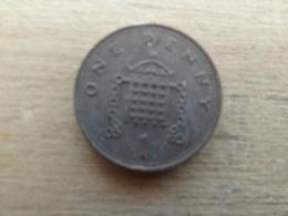 Grande-bretagne  1  Penny  1983  Km 927 - 1971-… : Monnaies Décimales