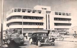 Nouvelle Calédonie - Nouméa - 1956 - Vue Du Nouveau Batiment Ventrillon Pentecost - Traction Citroën - Nouvelle Calédonie