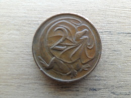 Australie  2  Cents  1975  Km 63 - Monnaie Décimale (1966-...)