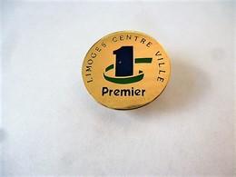 PINS LIMOGES CENTRE VILLE 1er PREMIER /  33NAT - Cities