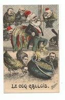 Marmonier - LE COQ GAULOIS - Satiriques