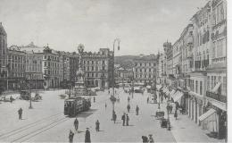 AK 0036  Linz An Der Donau - Hauptplatz / Verlag Hausner Um 1920-30 - Linz