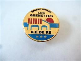 PINS ILE DE Ré LES GRENETTES  3 étoiles GROUPE HOTELIER /  33NAT - Cities