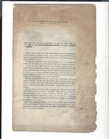 Dr Viaud-Grand-Marais Et Abbé Guyonvarch : Catalogue Des Plantes Vasculaires De L'Ile De Groix ( Extrait P 25-35 1883 ) - Livres, BD, Revues