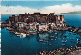 NAPOLI CASTEL DELL' OVO VIAGGIATA - Napoli