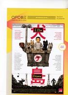 Dossier De Presse L'île Aux Chiens De WES ANDERSON 2018 - Merchandising