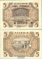 Franz. Zone-Rheinland Palatine Rosenbg: 211, Government Rheinland-Palatine Used (III) 1947 5 Pfennig - Sin Clasificación