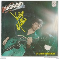 45 T ALAIN BASHUNG VERTIGE DE L AMOUR - Vinyl Records
