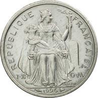 Monnaie, French Polynesia, Franc, 1996, Paris, TTB+, Aluminium, KM:11 - French Polynesia
