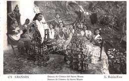 Granada - Danzas De Gitanas Del Sacro Monte - Granada