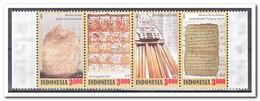 Indonesië 2014, Postfris MNH, Historical Written Documents - Indonésie
