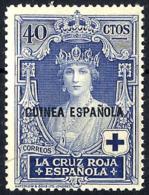 Guinea Española Nº 185 En Nuevo - Guinea Española