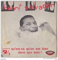 HENRI SALVADOR QU EST QU ON EST BIEN DANS SON BAIN TARZAN - Vinyl Records