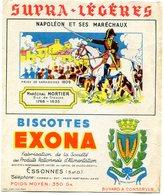 BUVARD(BISCOTTE EXONA) ESSONNES(MORTIER) - Biscottes