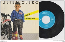 JULEN CLERC COEUR DE ROCKER HUILE MOTUL - Vinyl Records