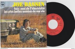 45 T JOE DASSIN FAIS MOI DE L ELECTRICITE - Vinyl Records