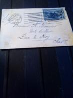MIGNONETTE 1958 AFF 20 Frs Muller  Paris  VII Pour Dakar AOF  TBE - Marcophilie (Lettres)