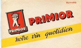 BUVARD(VIN PRIMIOR) - Buvards, Protège-cahiers Illustrés