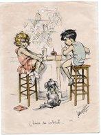 6 ILLUSTRATIONS Germaine Bouret *DECIZE *BOURBON L'ARCHAMBAULT *LA CHARITE-s/-LOIRE - Bouret, Germaine