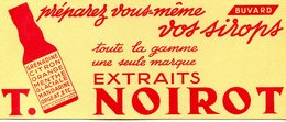 BUVARD(SIROP NOIROT) NANCY - Papel Secante