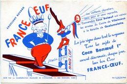 BUVARD(COCO BONOEUF) - Buvards, Protège-cahiers Illustrés