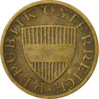 Monnaie, Autriche, 50 Groschen, 1961, TB+, Aluminum-Bronze, KM:2885 - Autriche