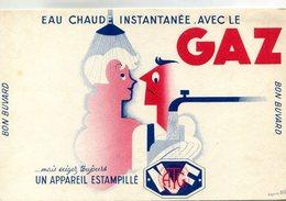 BUVARD(GAZ) - Electricité & Gaz