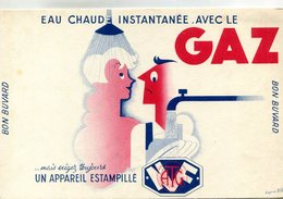 BUVARD(GAZ) - Electricidad & Gas