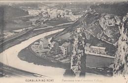COMBLAIN AU PONT / PANORAMA VERS LE VILLAGE - Comblain-au-Pont