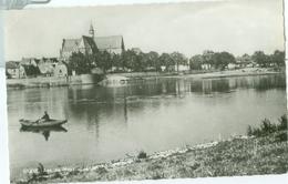 Grave 1965; Aan De Maas (roeiboot, Gezicht Op Grave) - Gelopen. (Akkermans - Grave) - Pays-Bas