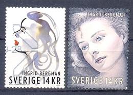 ZWEDEN    (CWEU 261) - Used Stamps
