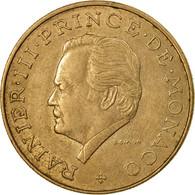 Monnaie, Monaco, Rainier III, 10 Francs, 1979, TB, Copper-Nickel-Aluminum - 1960-2001 Nouveaux Francs