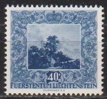 Lichtenstein 1951 MiNr.303 ** Postfr. Gemälde Aus Der Fürstlichen Gemäldegalerie ( 495 )günstige Versandkosten - Liechtenstein
