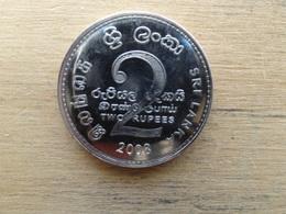 Sri Lanka  2 Rupees   2008  Km 147 A Neuve - Sri Lanka