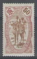 COTE DES SOMALIS:  N°78 *      - Cote 13€ - - Côte Française Des Somalis (1894-1967)