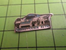 210B Pin's Pins / Beau Et Rare : Thème AUTOMOBILES / VOITURE MAZDA ENDURANCE N°55 SAINT-CLAIR AUTO - Rallye
