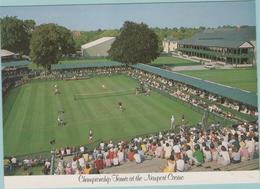 CPM:  NEWPORT  (état-unis):   Championship Tennis At The Newport Casino.    (E927) - Newport