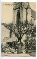 Argenton Sur Creuse Place Du Marché - Andere Gemeenten
