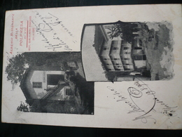 Viù Fraz.Polpresa Torino  Ristorante Della Polpresa Usata 1904 Rara - Italy