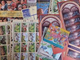 Nations-Unies/ONU Collection De Timbres En Feuillets Et Blocs Des Trois Offices ** MNH 1995/2000. A Saisir! - Stamps