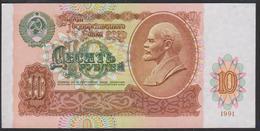 Russia 10 Rubles 1991 P240 UNC - Rusia