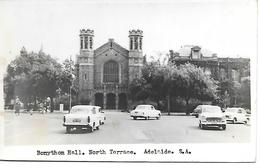 REAL PHOTO - SOUTH AUSTRALIA - ADELAIDE - BONYTHON HALL - NORTH TERRACE  - B20 - Adelaide