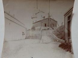 Photographie Du Sémaphore Cap Ferrat (06) En 1902. - Lieux