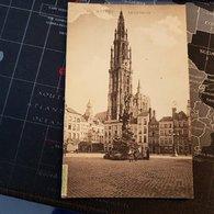 Antwerpen Anvers La Cathédrale (D) - Antwerpen