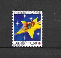 3122    OBL  Y & T   Ourson Au Commande D'une étoile  « Au Profit De La Croix Rouge »  *FRANCE  15A/33 - France