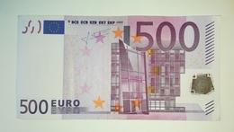 EURO-GERMANY 500 EURO (X) R019 Sign TRICHET - EURO