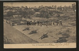 Chypre / Cyprus - View Of FAMAGUSTA +++++ RARE / Cannons - Chypre