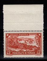 Monaco - YV 123 N** Cote 9,50 Euros - Nuovi
