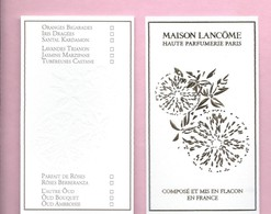 LANCOME * MAISON LANCOME *V/R - Modern (from 1961)